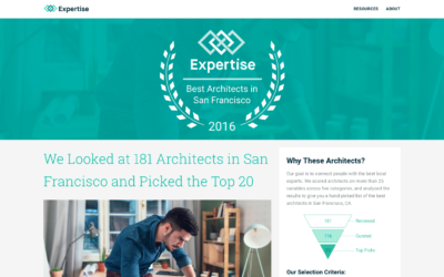Expertise picked Klopf Architecture; 20 Best San Francisco Architects