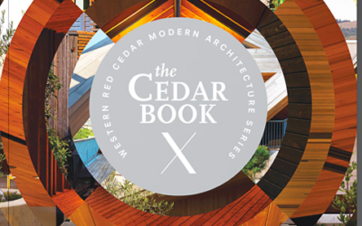 The Cedar Book features Klopf Architecture