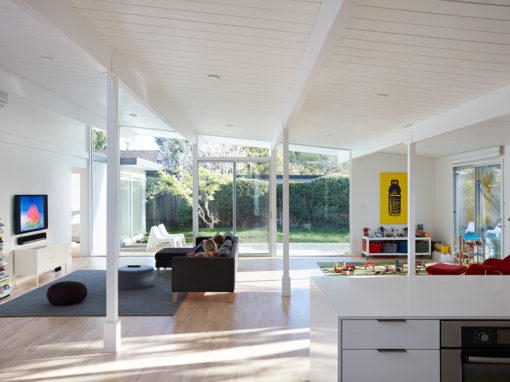 Mountain View Eichler Addition Remodel