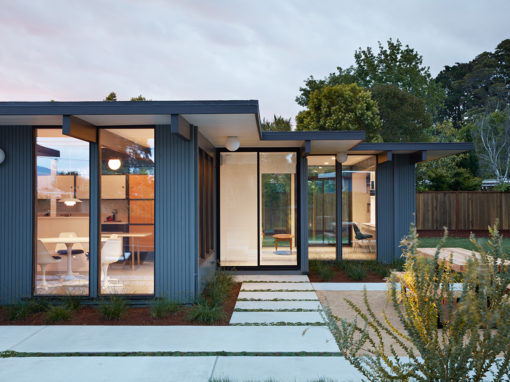 Mid-Mod Eichler Addition Remodel