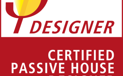 John Klopf is now a Certified Passive House Designer/Consultant