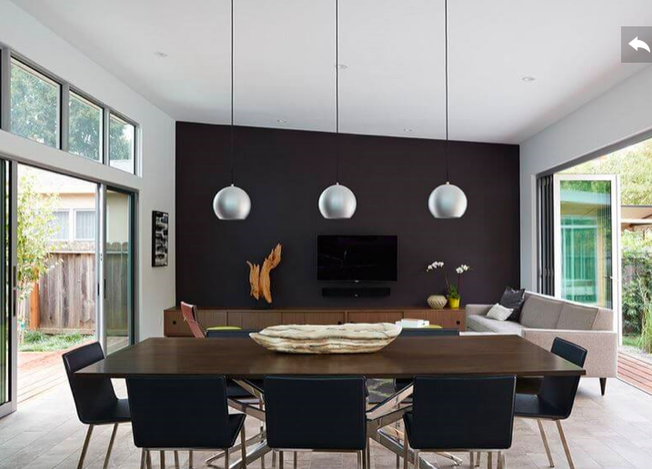 Fresh Home features our Mid Mod Eichler Addition Remodel