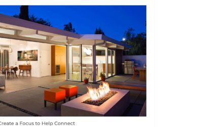 Your Modern Cottage features our Truly Open Eichler Remodel