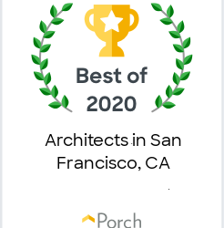Porch, Best of 2020 Architects in San Francisco