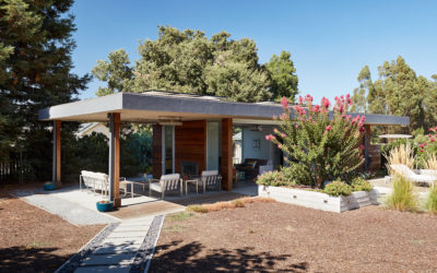 Architect Magazine Features our Sonoma Pool House and Guest House