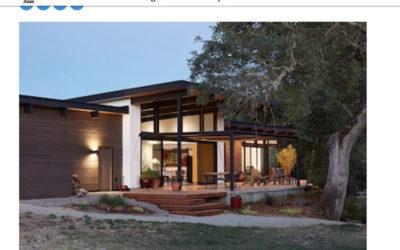 Mercury News Features our Sacramento New Residence