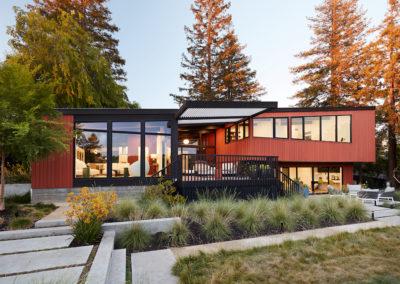 Stanford Mid-Century Modern Remodel Addition