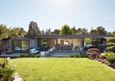 Modernizing A Ranch House